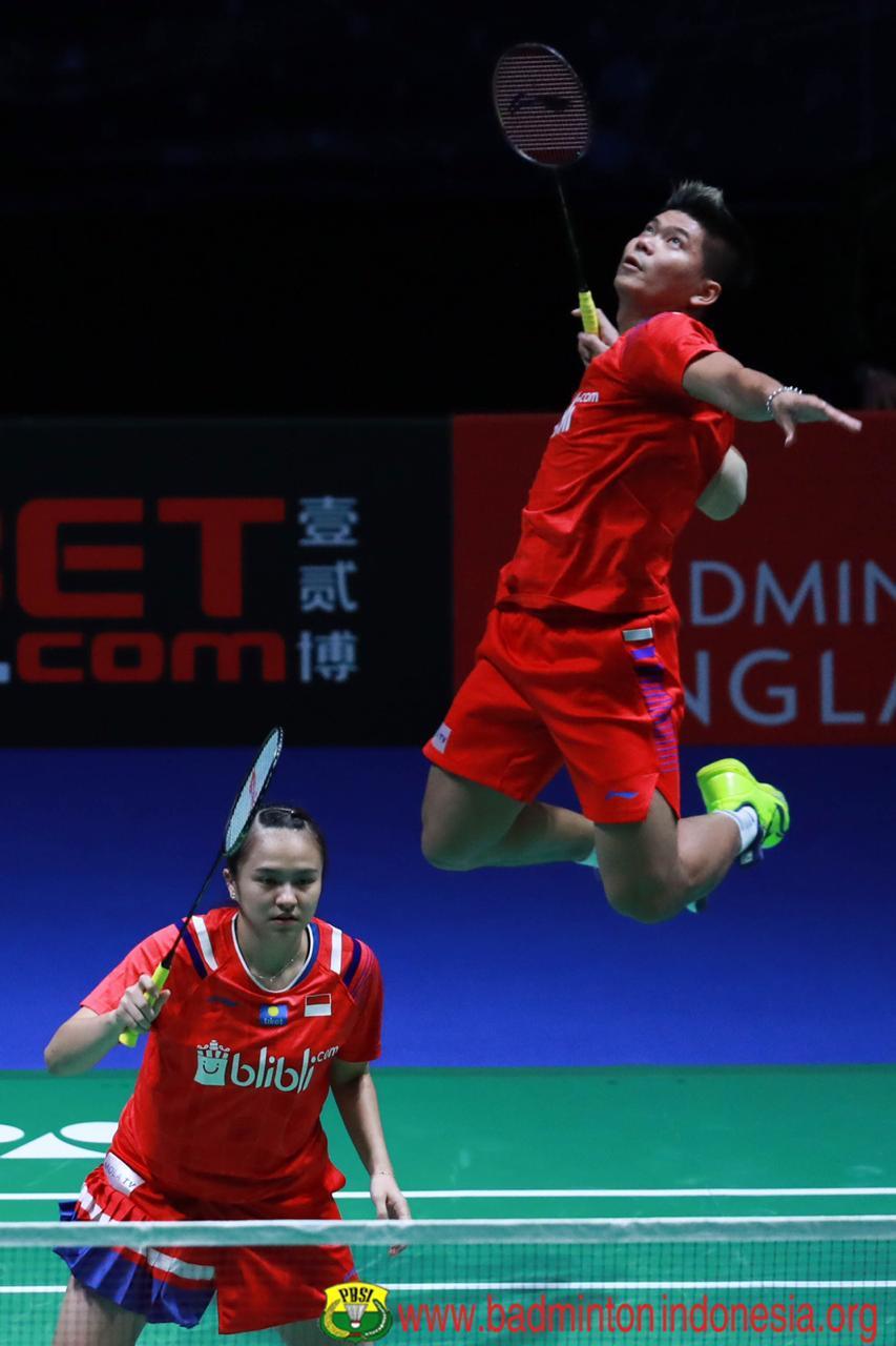 Indonesia Rebut Gelar Juara