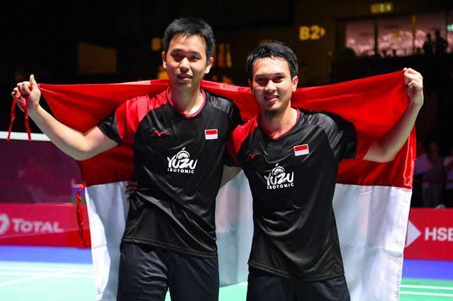 World Tour Final 2020: Ahsan/Hendra Menjadi Runner Up